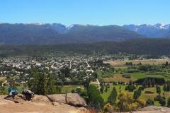 Vue sur El Bolson