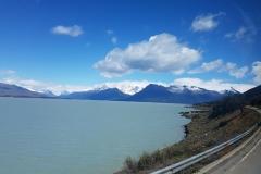 Perito Moreno en approche