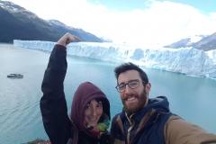 Selfie glacé