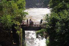 Pont à Iguazu