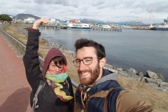 Selfie Ushuaïa