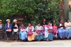 Cholitas de Coroico