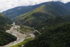 Vallée des Yungas