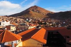 Vue sur le Cerro Rico de Potosi