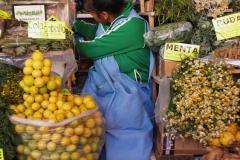 Sucre marché central