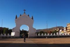 La cathédrale de Copacabana