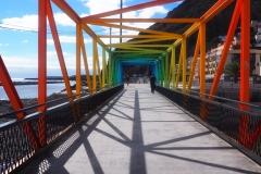 Sur le pont de San Andres