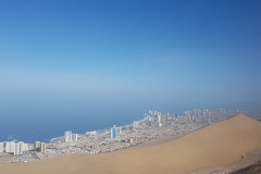 La dune d'Iquique