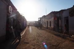 Dans les rues de San Pedro