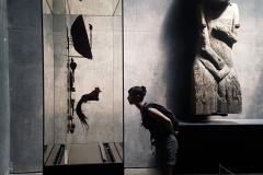Au musée des arts pré-colombiens