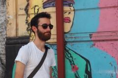 Street art à Bellavista