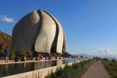 Le temple Bahai