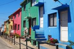 Une ville colorée