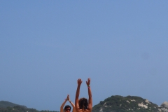 Yoga au Parc Tayrona