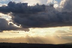 La vue depuis le Morro del Tulcan