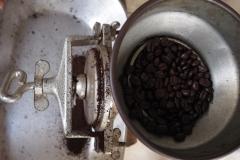 Café prêt à être moulu