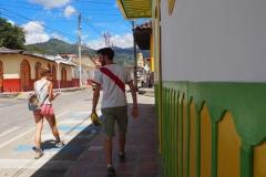 Dans les rues de Salento