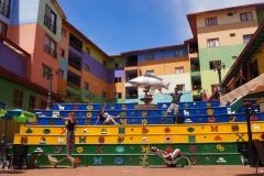 Les rues colorées de Guatapé