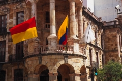 Le centre historique de Cuenca
