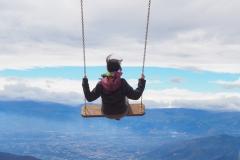 Balançoire à 4000m
