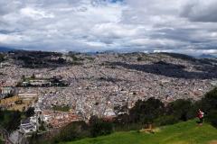Les quartiers sud de Quito