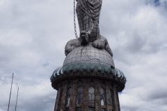 La vierge du Panecillo