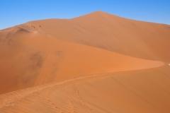 Le Mont Blanc en sable