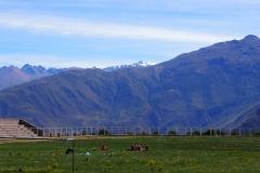Terrain de foot d'altitude