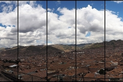 Vue depuis San Blas