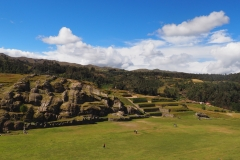 Les ruines de Sacsayhuaman