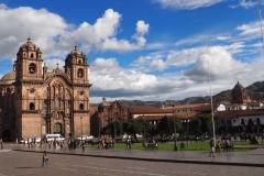 La Plaza des Armas