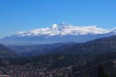 Le Huascaran, plus haut sommet du Pérou