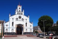 L'église de la Soledad à Huaraz