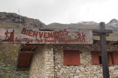 Refuge Ishinca, 4350 mètres