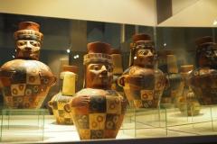 Au musée archéologique