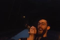 Fin de parcours dans la nuit