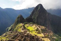 Une photo du Machu Picchu