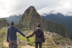From Machu with love