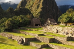 Au pied du Huayna Picchu