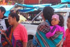 Dans les rues d'Urubamba