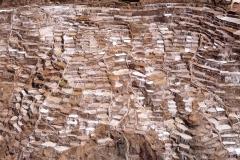 Les salines de Maras vue d'ensemble