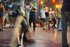 Tango sur la Plaza Dorrego