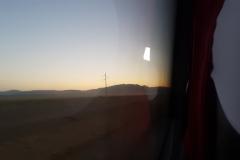Dans le bus pour El Chalten