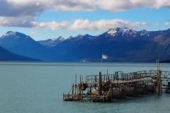 Aux abords du Perito Moreno