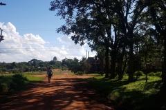 Fin de journée à San Ignacio