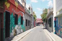 Les murs de Palermo