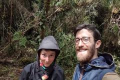 Dans la selva du Cerro Uchumachi