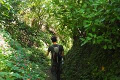 Descente vers Tocana