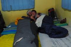 Nuit froide à 4700 mètres