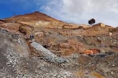 Cerro Rico, la mine de Potosi